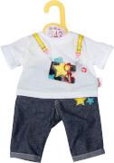 Zapf 870983 Dolly Moda Jeans Hosen Outfit 43cm
