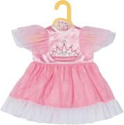 Zapf 871058 Dolly Moda Prinzessin KLeid 43cm