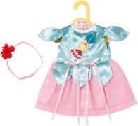 Zapf 871072 Dolly Moda Fairy Kleid 43cm