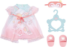 Zapf 705537 Baby Annabell Sweet Dreams Schlafkleid 43 cm