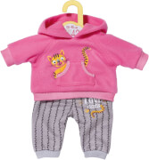 Dolly Moda Sport-Outfit Pink 43cm