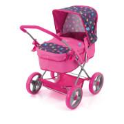 hauck Lief! Puppen-Wagen Gini pink Herz