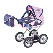 Puppen-Kombiwagen Ruby Royale Princess