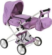 Kombi-Puppenwagen Bambina