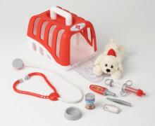 Tierarztkoffer mit Hund Zubehör