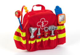 Rescue backpack Rettungs-Rucksack, ca. 28x25x8,5 cm, ab 3 Jahren