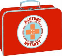 Arztkoffer  Achtung Notarzt
