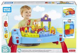 Mattel Mega Bloks - Bau- und Spieltisch
