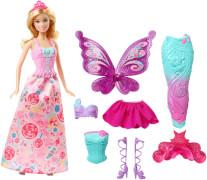 Mattel Barbie 3-in-1 Fantasie Barbie