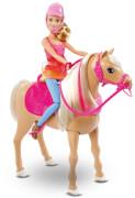 Mattel Barbie  Hundesuche - Tanzspaß Pferd & Puppe
