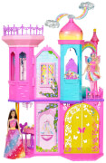 Mattel Barbie  Regenbogenlicht Schloss