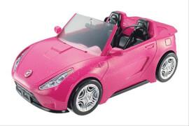 Mattel Barbie DVX59 Glam Cabrio