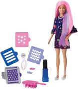 Mattel Barbie Color Surprise Puppe mit Haarfarbenwechsel (pink)