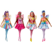 Mattel Barbie - Dreamtopia Fee, sortiert