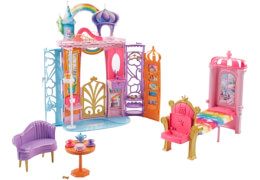 Mattel FTV98 Barbie Dreamtopia  Schloss