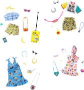 Mattel GJG28 Barbie Fashions Komplettes Outfit & Accessoires (Licensed), sortiert