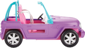 Mattel GMT46 Barbie Beach Jeep