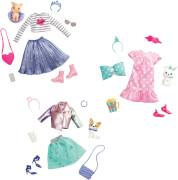 Mattel GML63 Barbie #Prinzessinnen Abenteuer'' Fashion & Haustier, sortiert