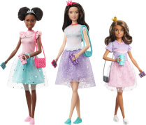 Mattel GML68 Barbie #Prinzessinnen Abenteuer'' Puppen, sortiert