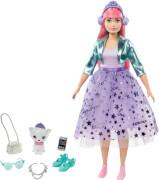 Mattel GML77 Barbie #Prinzessinnen Abenteuer'' Daisy Prinzessinnen-Puppe