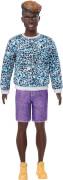 Mattel GHW69 Ken Fashionistas Puppe mit Dreadlocks