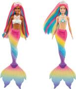 Mattel GTF89 Barbie Dreamtopia Regenbogenzauber Meerjungfrau