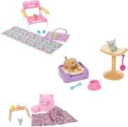 Mattel GRG56 Barbie Estate Entry Accy, sortiert