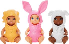 Mattel GRP01 Barbie ?Skipper Babysitters Inc. Costume Babies, sortiert