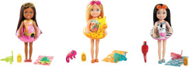 Mattel GRT80 Barbie and Chelsea The Lost Birthday Chelsea and Pet, sortiert
