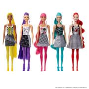 Mattel GWC56 Barbie Color Reveal Barbie Mono Mix, sortiert