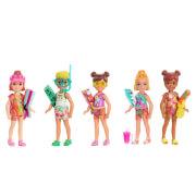 Mattel GTT25 Barbie Color Reveal Chelsea Sand & Sonne Serie, sortiert