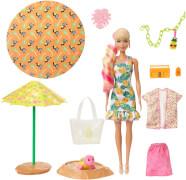 Mattel GTN17 Barbie Color Reveal Foam Reveal Pineapple