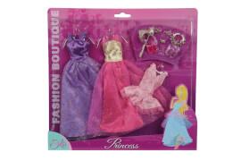 Simba Steffi LOVE - Outfit-Set ''Princess'', ab 3 Jahre