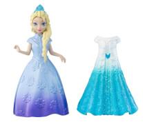 Mattel Die Eiskönigin MagiClip Mini-Prinzessin Elsa & Mode