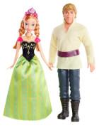 Mattel Die Eiskönigin, Anna & Kristoff