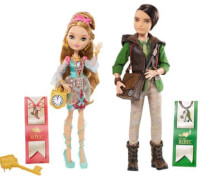 Mattel Ever After High 2-er Pack Puppen Geschenkset