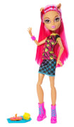 Mattel Monster High Monsterschüler-Carsfé Howleen