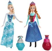 Mattel Die Eiskönigin Farbwechselzauber Anna