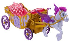 Mattel Sofia Fliegende Minimus & Kutsche