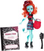 Mattel Monster High Schüler-Graustausch Lorna McNessie