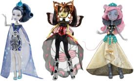 Mattel Monster High Buh York Gala Monsterdiven, sortiert
