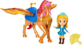 Mattel SOFIA Fliegendes Pferd&Puppe