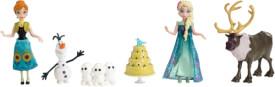 Mattel Die Eiskönigin Geburtstagsparty Geschenkset