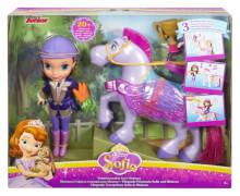 Mattel Fliegende Prinzessin Sofia und Minimus