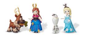 Hasbro B5185EU4 Disneys Frozen (Die Eiskönigin) - Little Kingdom - Freunde-Set, ab 4 Jahren