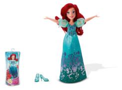 Hasbro B5285ES2 Disney Prinzessin - Schimmerglanz Arielle, ca. 30 cm, ab 3 Jahren