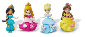 Hasbro B5321EU4 Disney Prinzessin Little Kingdom Prinzessinnen