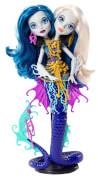 Mattel Monster High Große Schreckensriff - Peri & Pearl