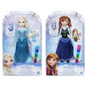 Hasbro B6162EU4 Disney Frozen (Die Eiskönigin) - Funkelnder Kristallzauber, ca. 27 cm, ab 3 Jahren