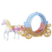 Hasbro B6314EU4 Disney Prinzessin Cinderellas verwandelbare Kutsche